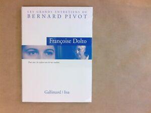 DVD-LES-GRANDS-ENTRETIENS-DE-BERNARD-PIVOT-FRANCOISE-DOLTO-NEUF-SOUS-CELLO