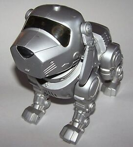 Rare Tekno Newborn Puppy Interactive Robot Dog By Manley Toy Quest