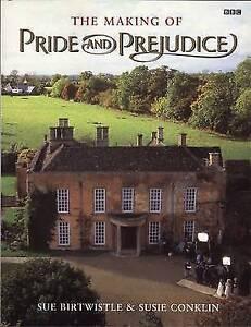 The-Making-of-Pride-and-Prejudice-BBC-Birtwistle-Sue-Conklin-Susie-Very-G