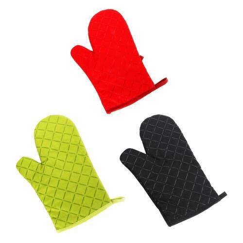 High Temperature Anti Hot Baking Glove Kitchen Microwave Oven Insulation Gloves