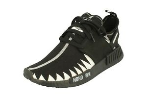 best website be84f 02618 Details about Adidas Originals Nmd_R1_Pk_Nbhd Mens Running Trainers DA8835  Sneakers