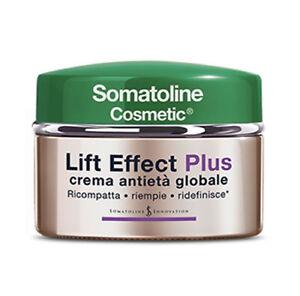 Somatoline Cosmetic Crema Viso Antiage Giorno Lift Effect Plus Pelle ... 6a3ff18d484