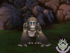 King Mukla Loot Card Banana Charm Pet World of Warcraft WoW TCG Chimp Monkey