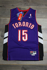 Image is loading Vince-Carter-15-Toronto-Raptors-Purple-Throwback-Retro- 125c4d717