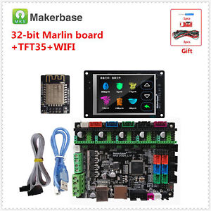 Details about 3D printer Wi-Fi parts MKS SGEN_L MKS TFT 35 touch screen  similar Biqu SKR v1 3