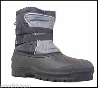 NEW REFLECTIVE Winter Boots 100% Waterproof Thermal Fishing Boots RRP £45