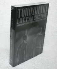 TOHOSHINKI 5th LIVE TOUR 2012 TONE H.K. Ltd 3-DVD(Dong Bang Shin Ki TVXQ)
