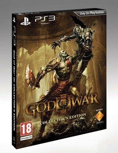 JUEGO PS3 GOD OF WAR III EDICION COLECCIONISTA PS3 4734138