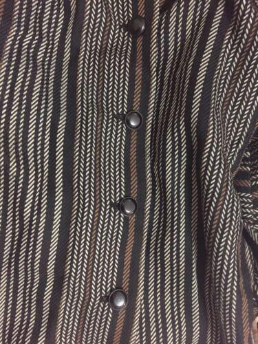 medio Pm marrone da piccola nera cappotto Anne cinturino con Klein Giacca donna taglia TvxZwP44
