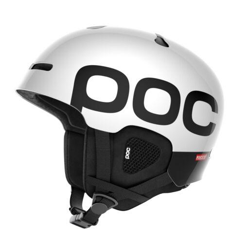 POC Auric Cut Backcountry Spin Ski Snow Helmet Hydrogen White