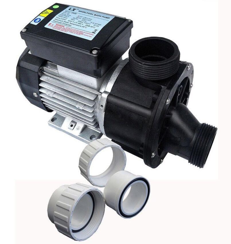 LX JA50 spa badewanne whirlpool pumpe mit 0,5 HP 220 V 50 HZ oder 60 HZ