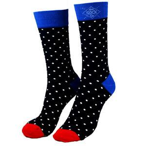 Happy-Socks-Bright-Colourful-NEW-SnowFlakes-Mens-Womens
