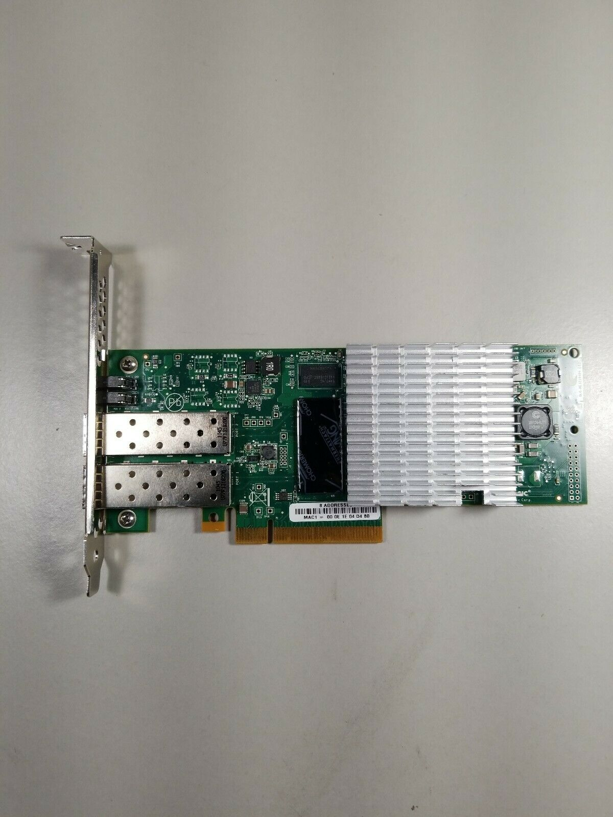 QLogic QLE8242-SR 10Gbps Fibre Channel Network Adapter Card, #C3