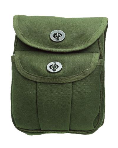 Mil-Tec Ranger Koppeltasche Schwarz Oliv Gürteltasche Hüftbeutel Hüfttasche