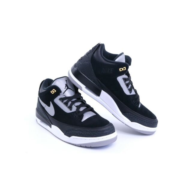 Size 13 - Jordan 3 Retro Tinker SP Black Cement 2019