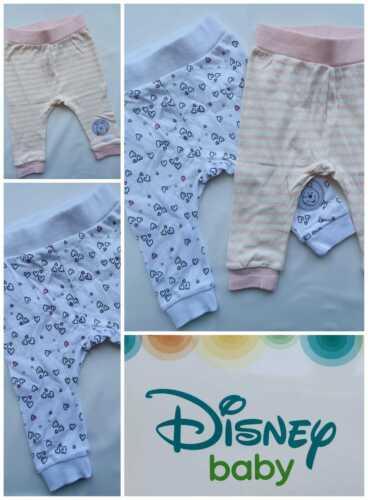 Disney Baby Winnie the Pooh 2x Hose Größe 62//68 Mädchen ohne Originalverpackung