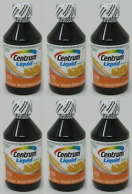 Liquid Vitamin Supplements For Adults