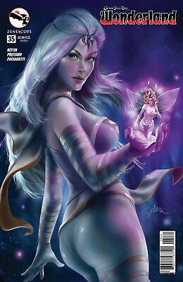 Vault 35 Zenescope Comic Grimm Fairy Tales Presents Wonderland #34 Cover C NM