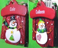 Ornament Ganz 3d Snowman Ornament Very Special Dad EX28483