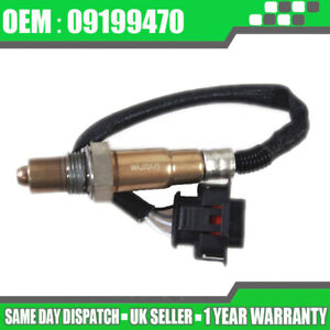 FOR VAUXHALL AGILA ANTARA ASTRA CORSA POST CAT DIRECT FIT OXYGEN LAMBDA SENSOR