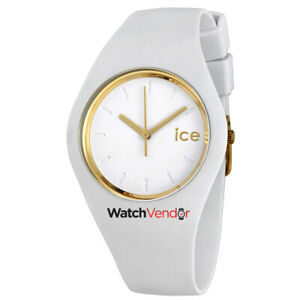 Ice-Watch-Ice-Glam-White-Dial-Ladies-Watch-000917