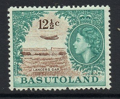 Basutoland (until 1966) Stamps Basutoland Sg76 1962 12½ C Brown & Green Mtd Mint Promoting Health And Curing Diseases