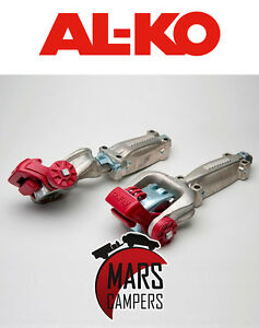ALKO-Off-Road-Coupling-Fixed-Head-3500kg-3-5T-Rated-Hitch-Suits-Camper-Trailers