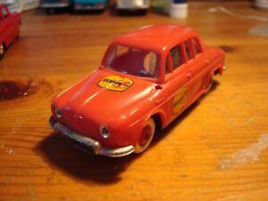 Norev Renault Dauphine Europe 1 N° 13