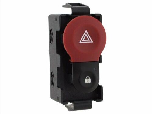 Interrupteur boutons poussoir Warnblinker clignotant pour Renault Clio III Kangoo III mode