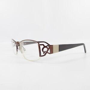 Brillenfassungen FleißIg Carolina Herrera Ch962 Semi-rahmenlos C2933 Brille Brille Brillengestell Hohe Sicherheit
