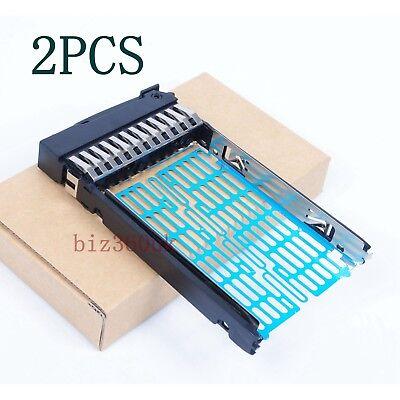 """for HP 2.5/"""" 378343-002 SATA SAS Tray Caddy DL380 DL360 G6 ML370 G6 ML350 DL580"""