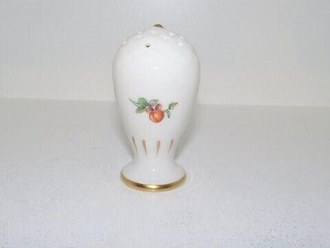 Porcelæn, Bing & Grøndahl Saksisk Blomst  Saltbøsse,