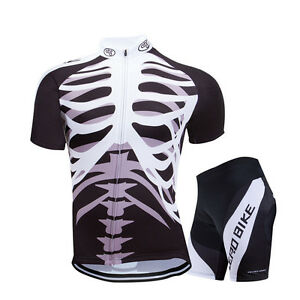 Men's Outfits Ropa Ciclismo Cycling Jersey Bike Bicycle Sports Shorts Breathable