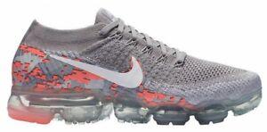 22ce849005d Women s Nike Air Vapormax Flyknit Camo Shoes -Grey -Size 9.5 -AH8448 ...