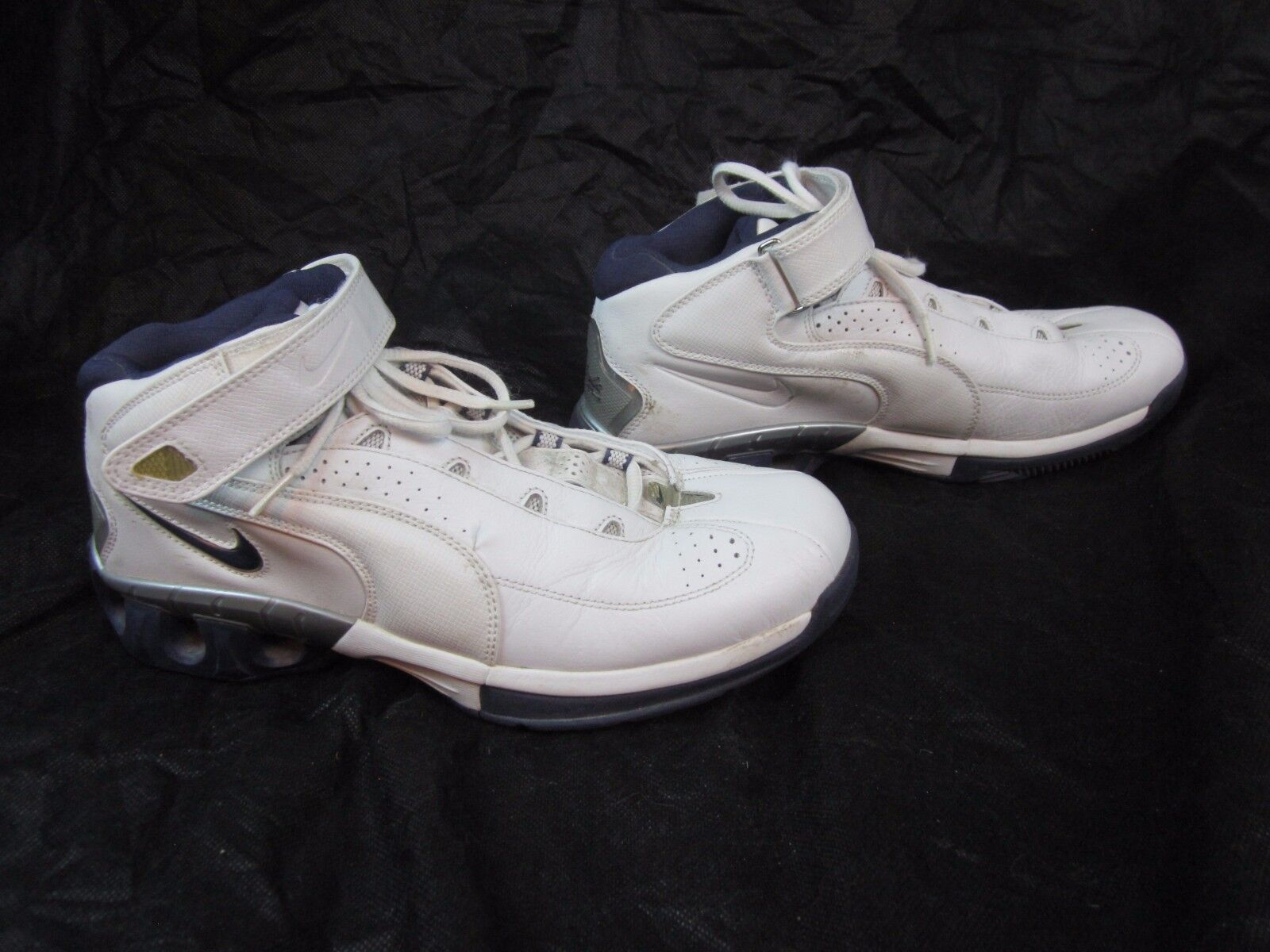 Mens Nike White shoes Flight Flight Flight 311230-141 XC Mens-10 8644c1
