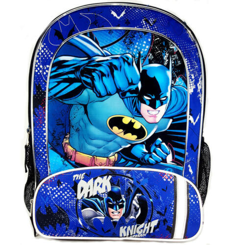 "Bookbag *New*  Kids Character 16/"" Full size Large School Backpack"