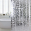 Weltrxe Eva Shower Curtain Water Repellent,No Chemical Smell Shower Curtain Line