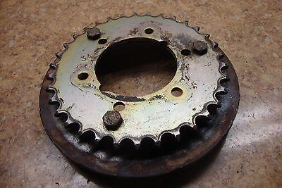 34 Tooth Rear Steel Sprocket 34T  Polaris Sportsman 400 4x4  1994 1995 1996