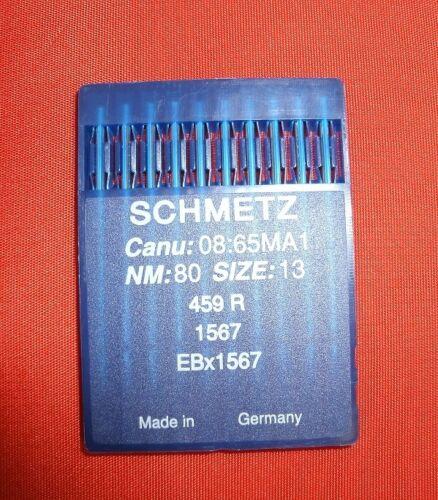 Nm 80 Schmetz-Rundkolbennadel System 459 R