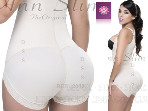 Post Surgery Body Capri Shaper Slimming AS2002 Reducing Shaping Girdle ButtLift