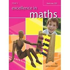 Excellence in Maths Year 3