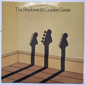 The-Shadows-20-Golden-Greats-Record-Vinyl-LP-62