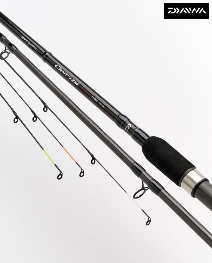 New Daiwa Castizm Feeder Fishing Rods - All Models