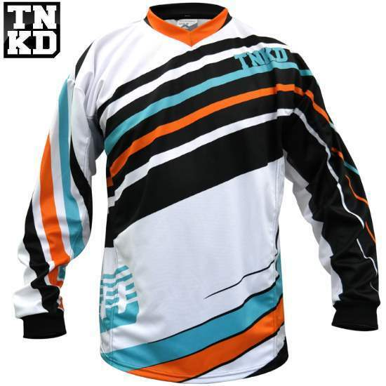 Tanked BASIC Paintball Jersey weissarancia  2XL