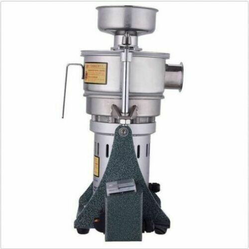 Super Fine Powder Mill Small Electric Grinding Machine Chinese Medicine Grinder  KqDDx