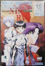 Sega 1:8 Neon Genesis Evangelion Resin Cast Kit Kaiyodo Very Rare