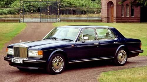 1987-1990 Rolls-Royce Silver Spirit /& Bentley-collecteur d/'échappement UE70044