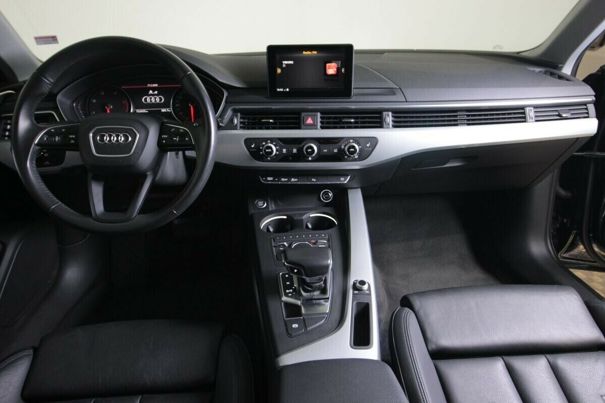 Audi A4 3,0 TDi 218 Sport Avant S-tr. Van