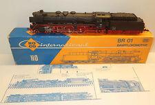Roco H0 04119 B Dampflok BR 01 147 der DB
