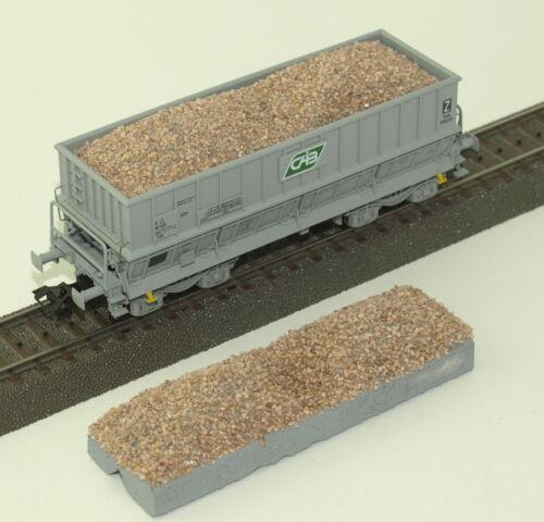 48444 ballast//Marrone OVP 48432 207 avente per Märklin se 48431 48440